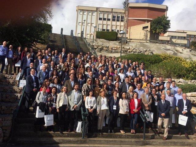 Fwd: Nota De Prensa Y Foto: 25 Aniversario Xxv Promoción Etea