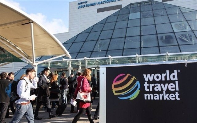 Entrada a la World Travel Market