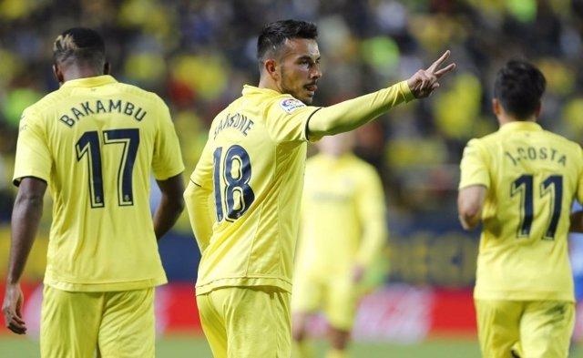 Sansone da la victoria al Villarreal