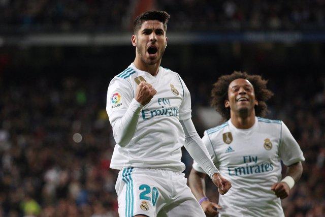 Gol de Asensio para el Real Madrid ante Las Palmas