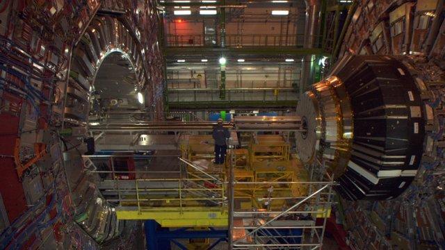 Acelerador en el CERN