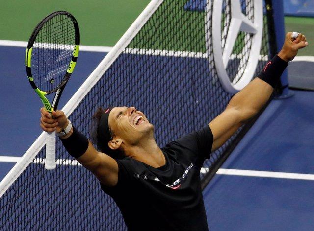 Rafa Nadal gana el US Open frente a Anderson