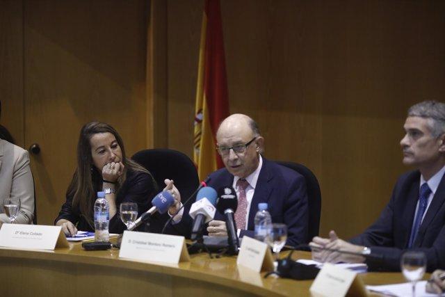 Cristóbal Montoro inaugura las jornadas La Función Pública del siglo XXI