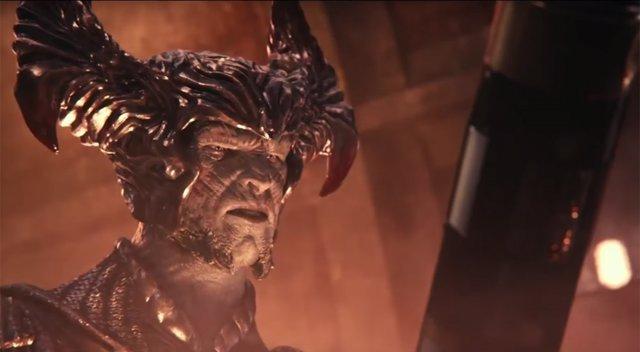 Steppenwolf, el villano de Liga de la Justicia