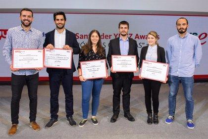 Una 'startup' de robótica que desarrolla vehículos autónomos, premio 'Jóvenes con ideas' 2017