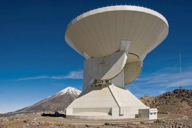 Observatorio LMT