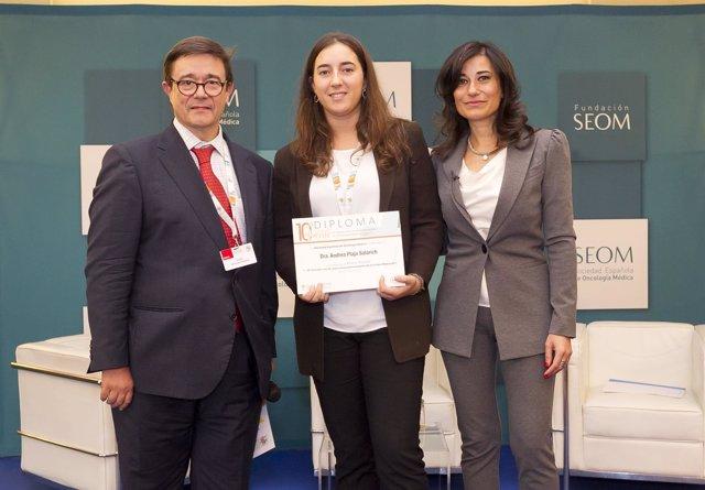 Premios +Mir de SEOM y Roche