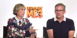 Gru 3: Steve Carell y  Kristen Wiig eligen a su Minion favorito (UNIVERSAL)