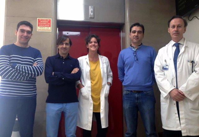 Equipo del doctor Martín_Ventura