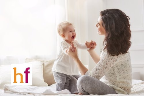 Los tipos de apego entre el padre y el bebé