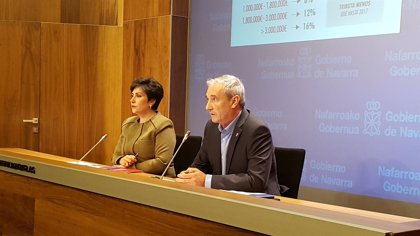 """El Gobierno foral no cree que el plan de ajuste de Siemens Gamesa tenga impacto """"relevante"""" en Navarra"""