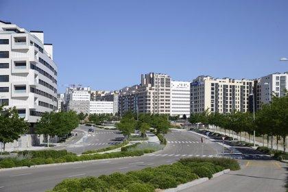 El nuevo distrito financiero de Valdebebas habría recibido el interés de empresas catalanas para establecerse