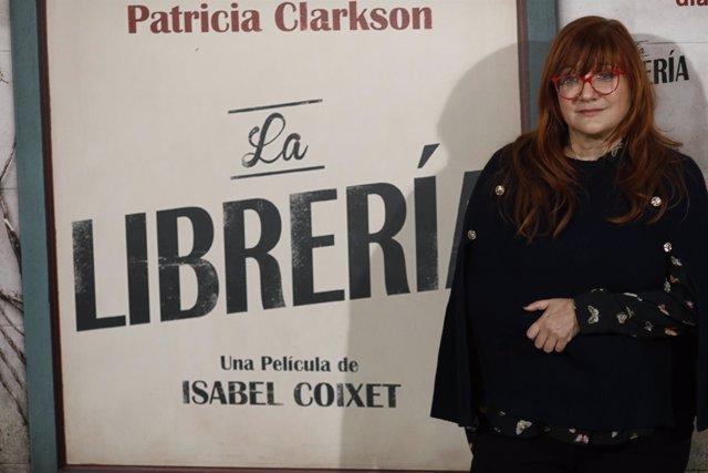 Photocall Isabel Coixet y Emily Mortimer por 'La librería'