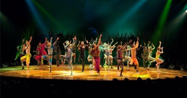 Nuevo espectáculo 'Totem'