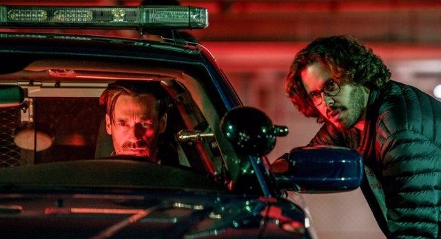 Edgar Wright En El Rodaje De Baby Driver
