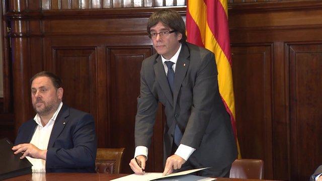 El Parlamento Europeo cierra las puertas a Puigdemont