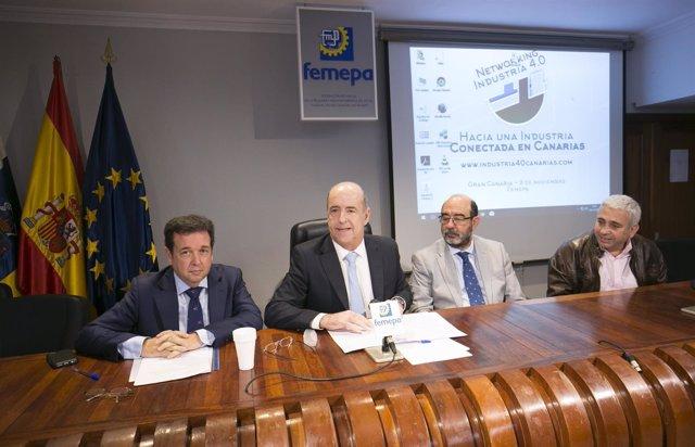 El sector industrial se reúne en Gran Canaria en torno a la Industria 4.0