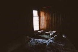 Cama oscuridad