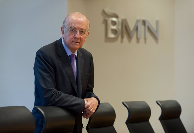 El presidente de Banco Mare Nostrum, Carlos Egea