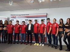 Barreda, Gonçalves o Benavides, a l'assalt del 40è Dakar amb el renovat Honda Team (EUROPA PRESS)