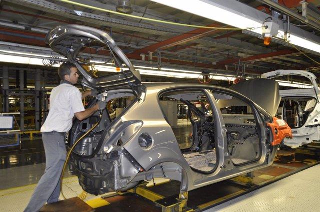 Planta de Opel