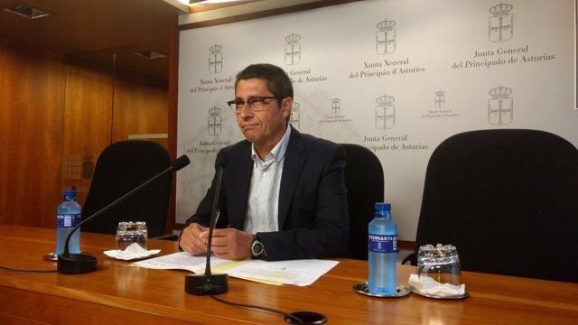 Armando Fernández Bartolomé, de Ciudadanos.