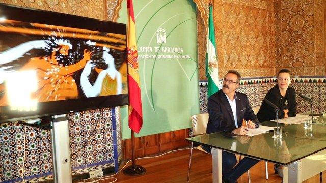 [L Comunicacion.Almeria.Dgob] Nota, Fotos Actividades Museo Noviembre