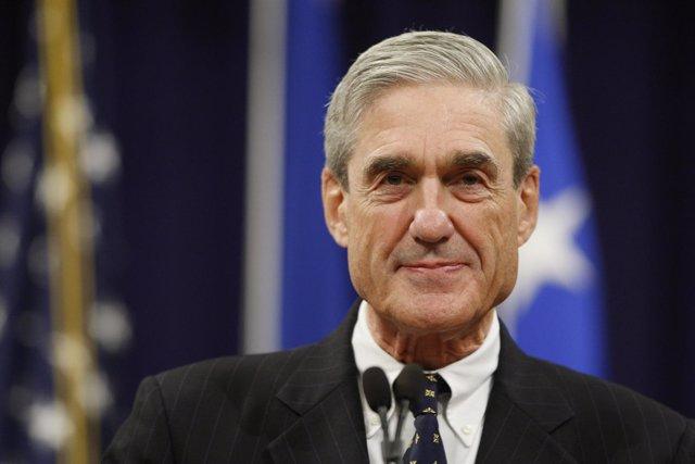 El fiscal especial de Estados Unidos Robert Mueller.
