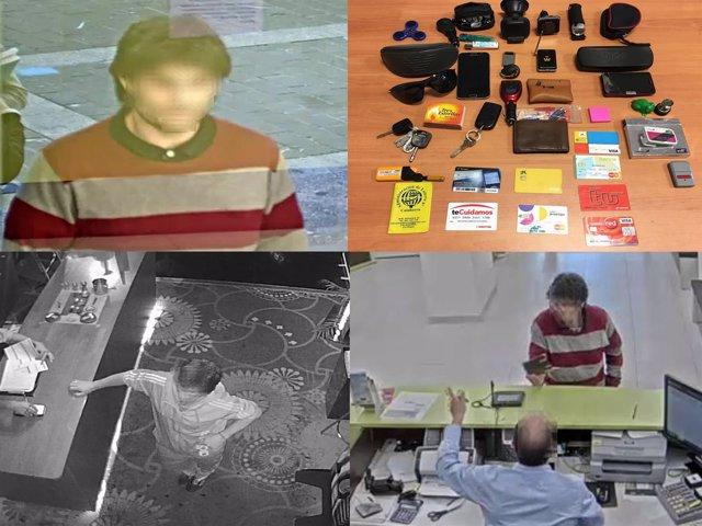 Investigado operación robos en vehículos