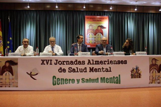 Jornadas almerienses de salud mental