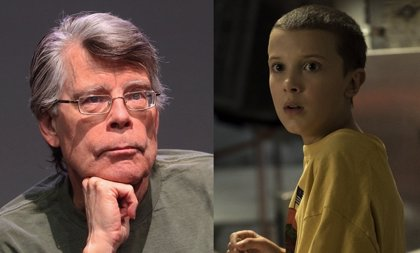 """Stephen King también está entregado a Stranger Things 2: """"Es perfecto"""""""
