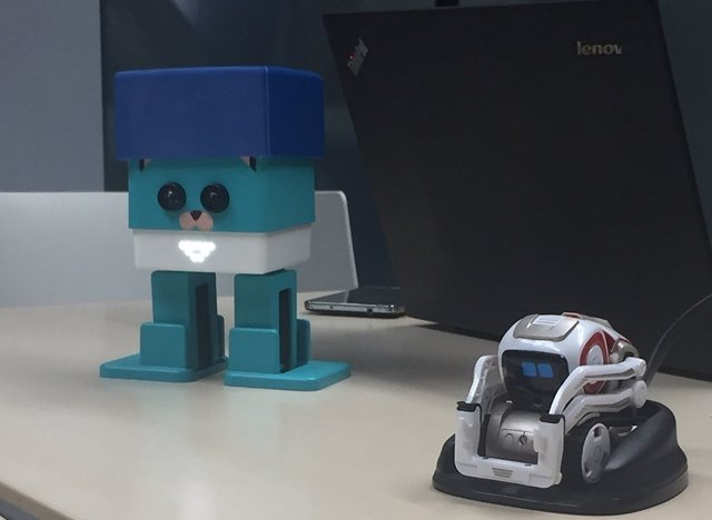 Botter, el robot creat per la UOC