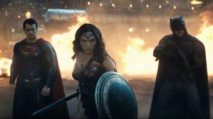 Superman se une a la Liga de la Justicia en nuevas imágenes del rodaje