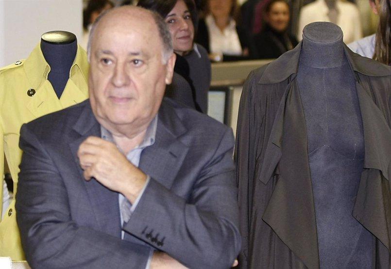 Amancio Ortega crea una filial inmobiliaria en España con activos valorados en más de 1.600 millones