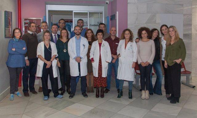 La solidaridad de 100 familias sevillanas y onubenses permite 200 trasplantes