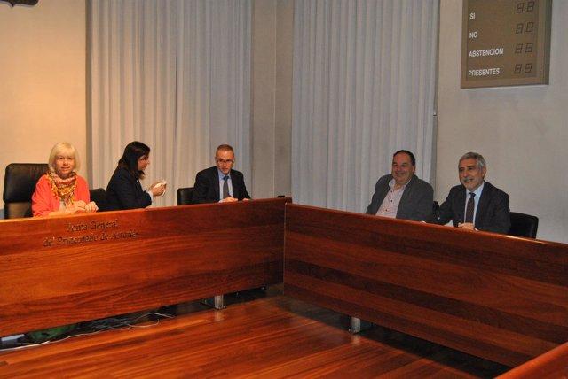 Comisión d'Estudiu del Asturianu.