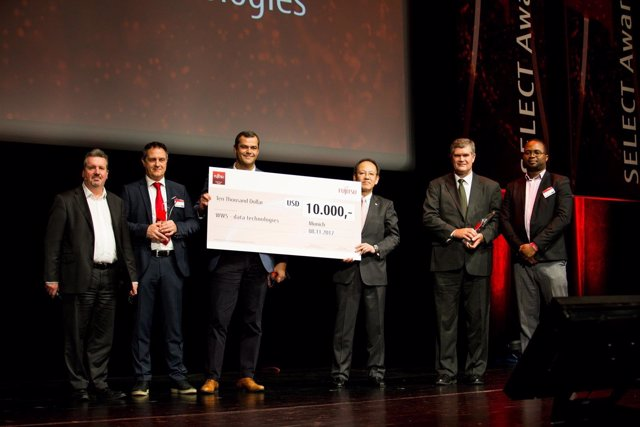Fujitsu reconoce a la portuguesa WWS en sus SELECT Innovation Awards 2017