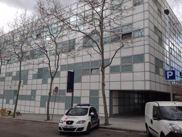 Comisaría de Mossos Horta-Guinardó (ARCHIVO)