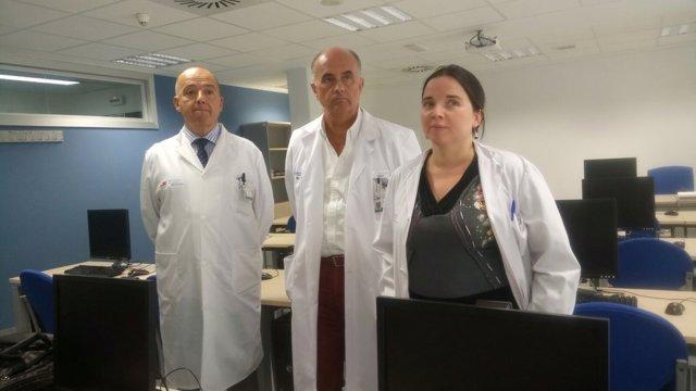 Doctores del Hospital de Fuenlabrada