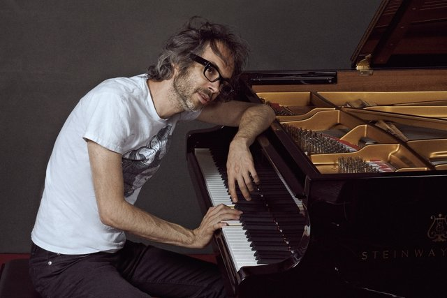 El pianista James Rhodes