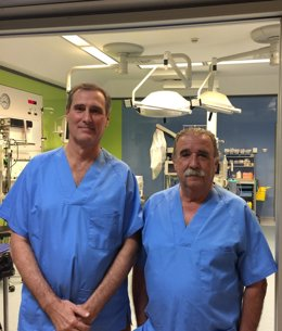 Quirónsalud desarrolla una endoprótesis innovadora para fístula renal compleja