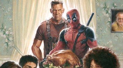 Primer y descacharrante cartel de Deadpool 2 con Cable, Domino... y Stan Lee