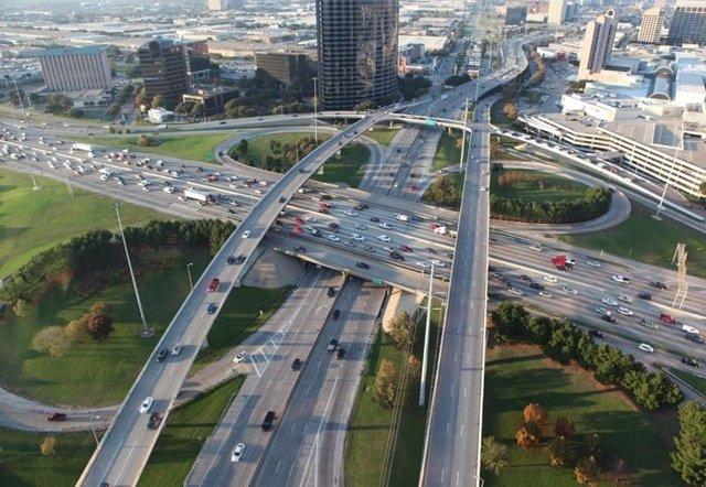 Autopista LBJ de Ferrovial en Texas (Estados Unidos)