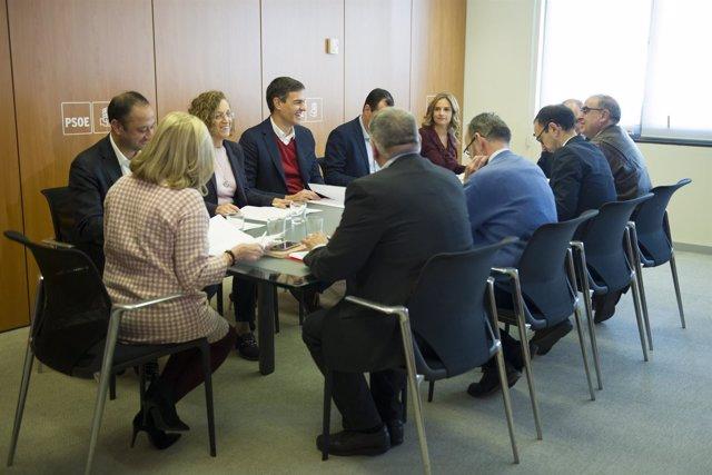 El PSOE crea un Consejo para Ceuta y Melilla