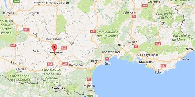 Blagnac, Francia