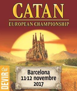 Campeonato Europeo de Catalán en Barcelona