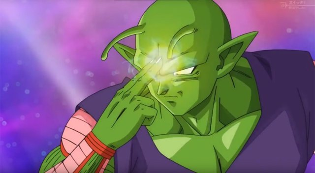 Piccolo en Dragon Ball Super
