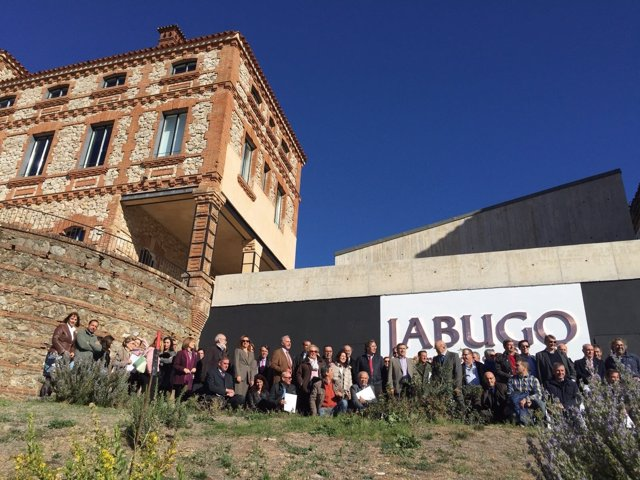 Asamblea anual de Origen España en Jabugo (Huelva).
