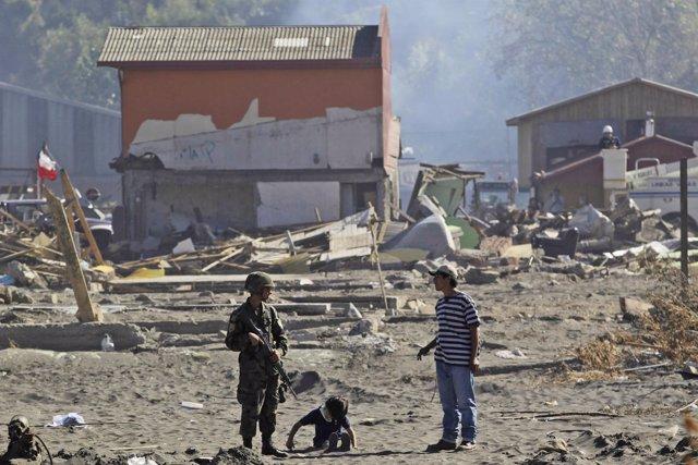 Terremoto de 2010 en Chile