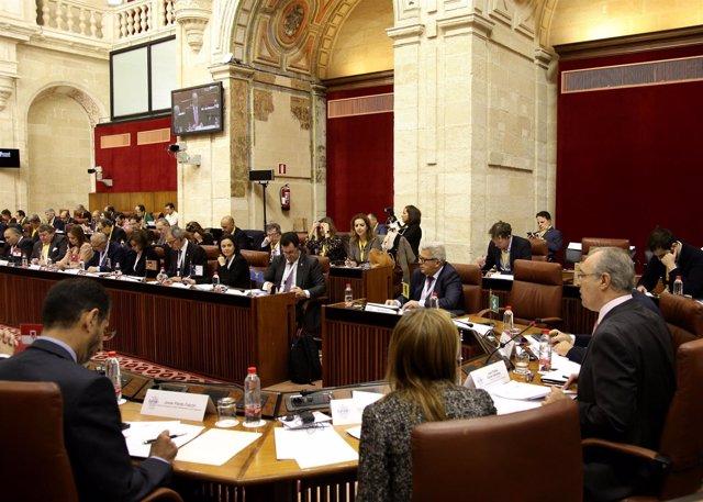 Asamblea de la Calre en Andalucía